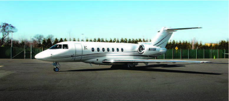 Aircraft Listing - Hawker 4000 listed for sale