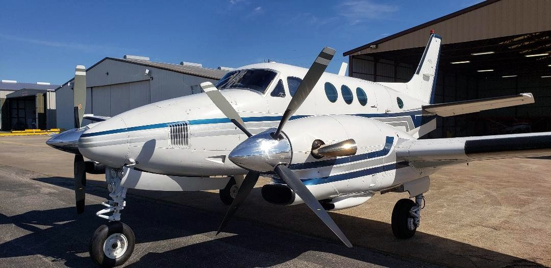 Aircraft Listing - King Air E90 listed for sale
