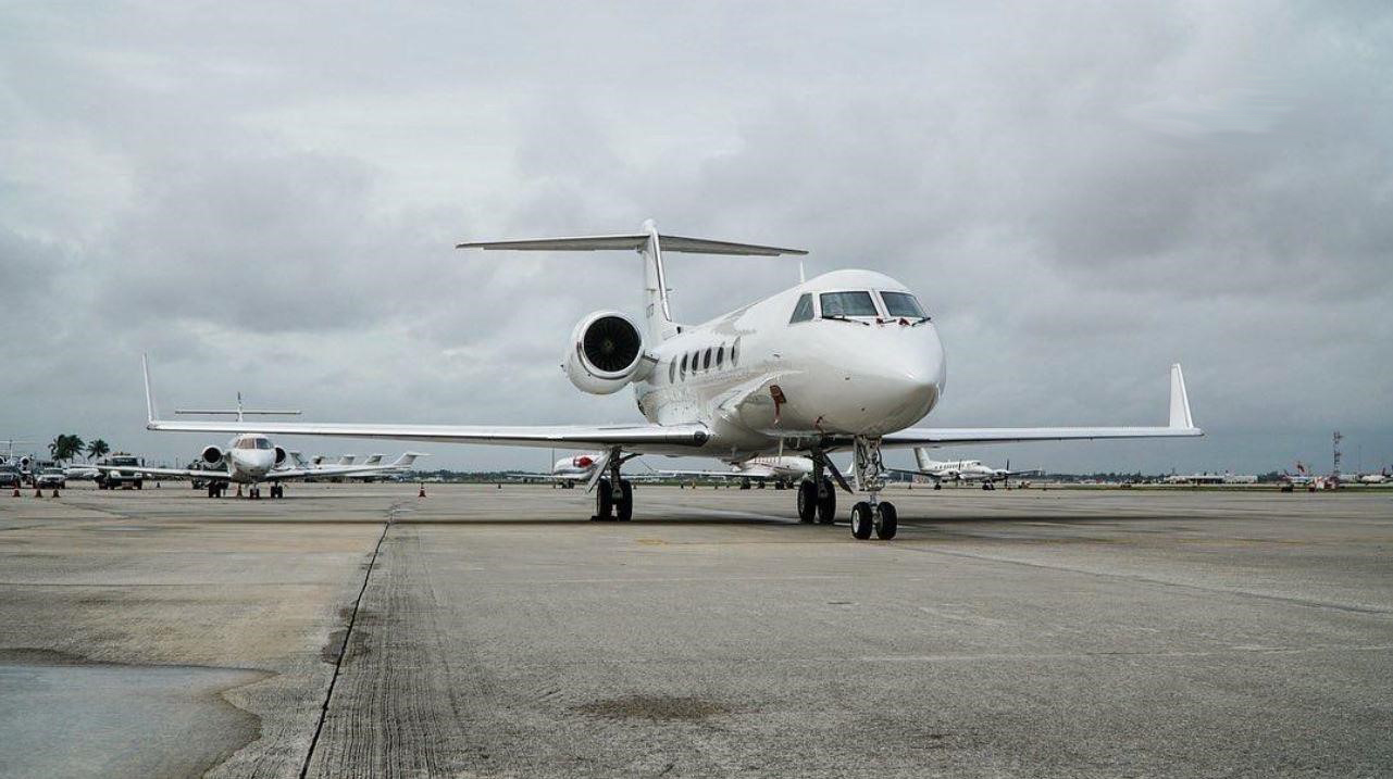 Aircraft Listing - Gulfstream IV listed for sale
