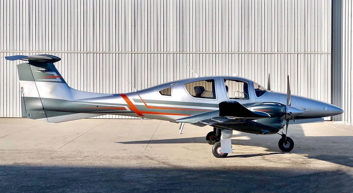 Aircraft Listing - DA 62 listed for sale