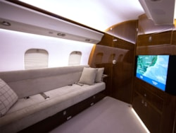 Private jet for sale charter: 2014 Bombardier Global 6000 ultra-long-range heavy jet