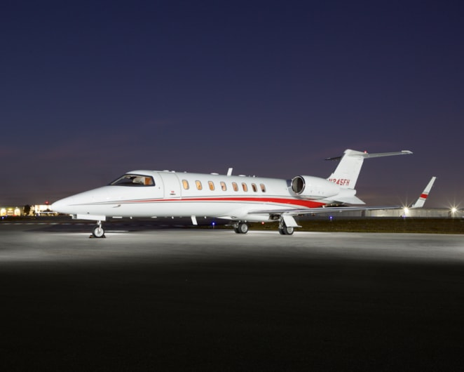 Private jet for sale charter: 2009 Bombardier Learjet 45XR light jet