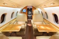 Private jet for sale charter: 2003 Learjet 60 midsize jet