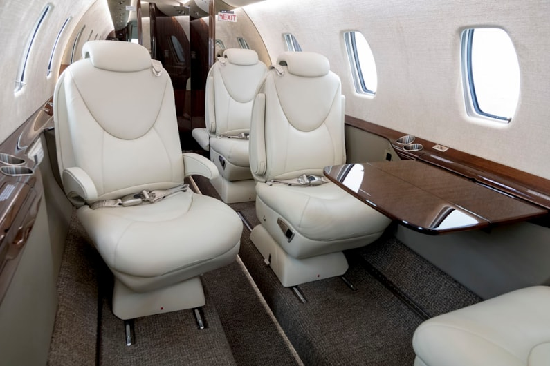 Private jet for sale charter: 2017 Cessna Citation XLS+ midsize jet
