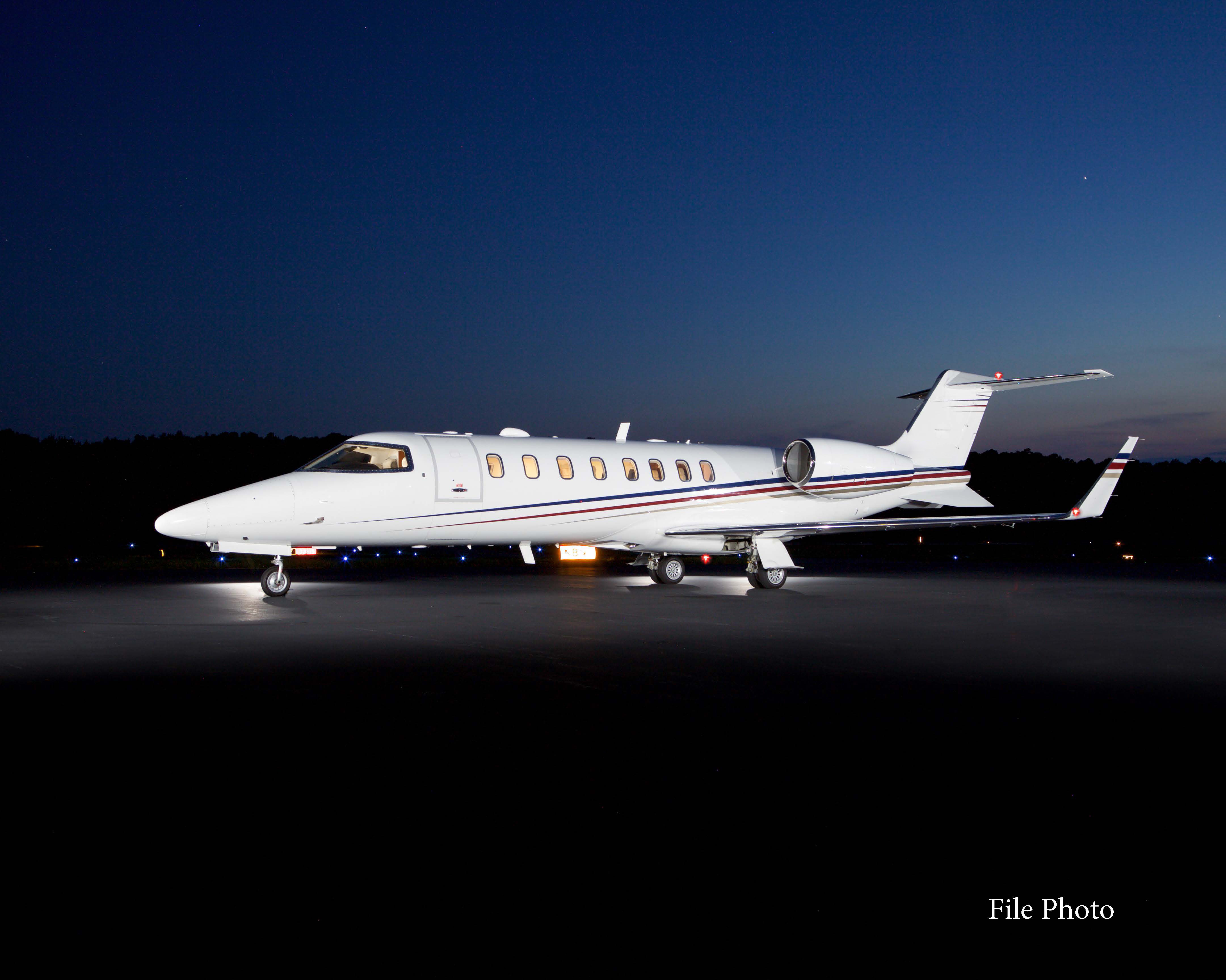 Aircraft Listing - Learjet 45 XR listed for sale