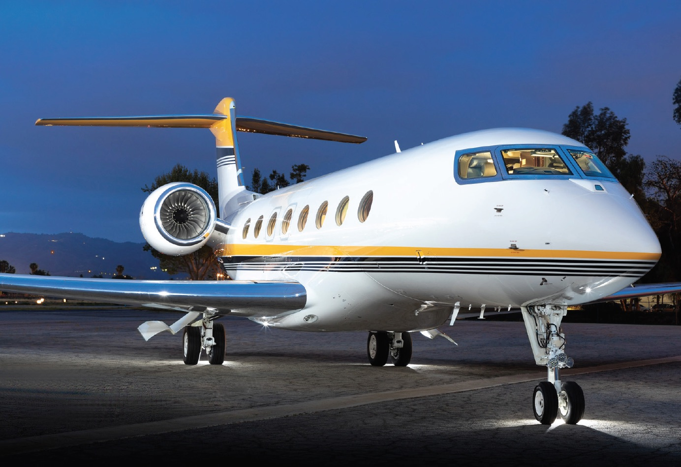 Aircraft Listing - Gulfstream G650ER listed for sale