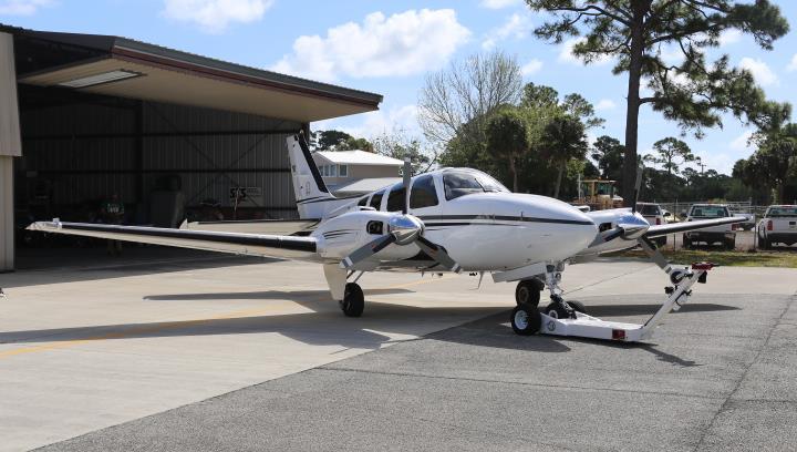 Aircraft Listing - Baron 58 listed for sale