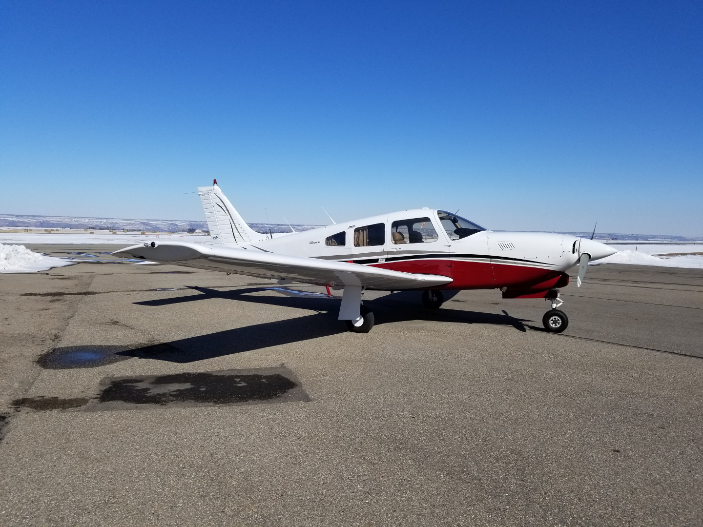 Aircraft Listing - Arrow PA-28R-201T listed for sale