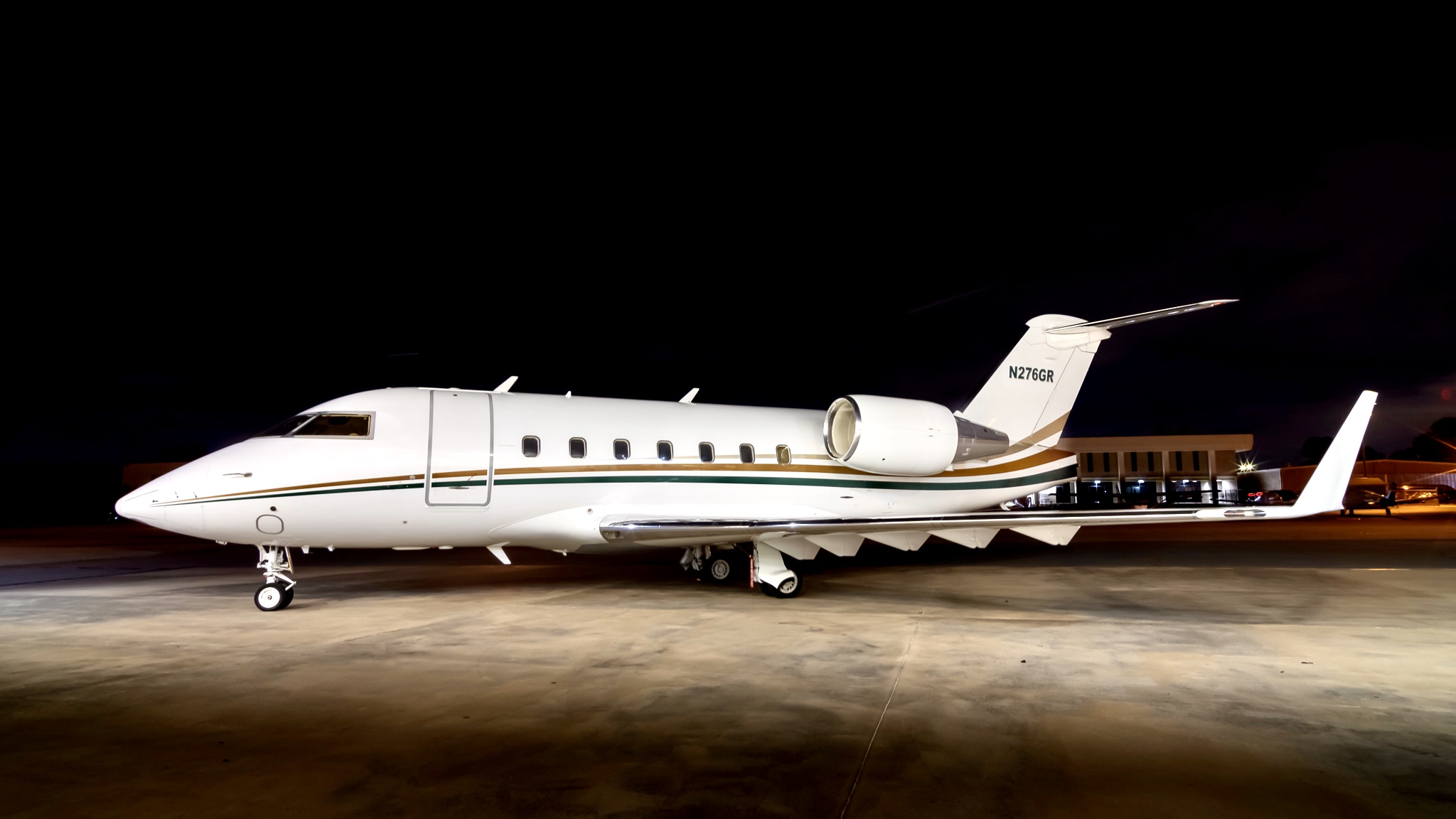 Aircraft Listing - Challenger 601-3R listed for sale