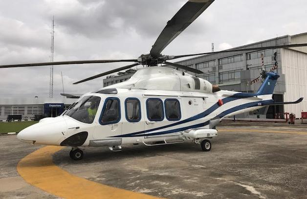 Aircraft Listing - Agusta AW139 listed for sale