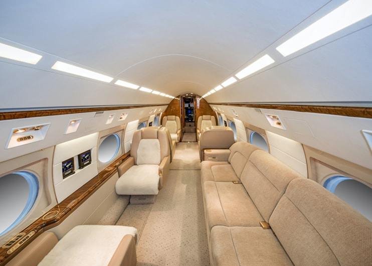 Private jet for sale charter: 1996 Gulfstream IV/SP heavy jet