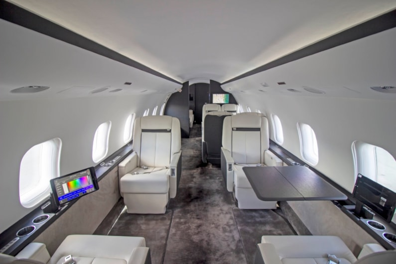 Private jet for sale charter: 2001 Bombardier Global Express heavy jet
