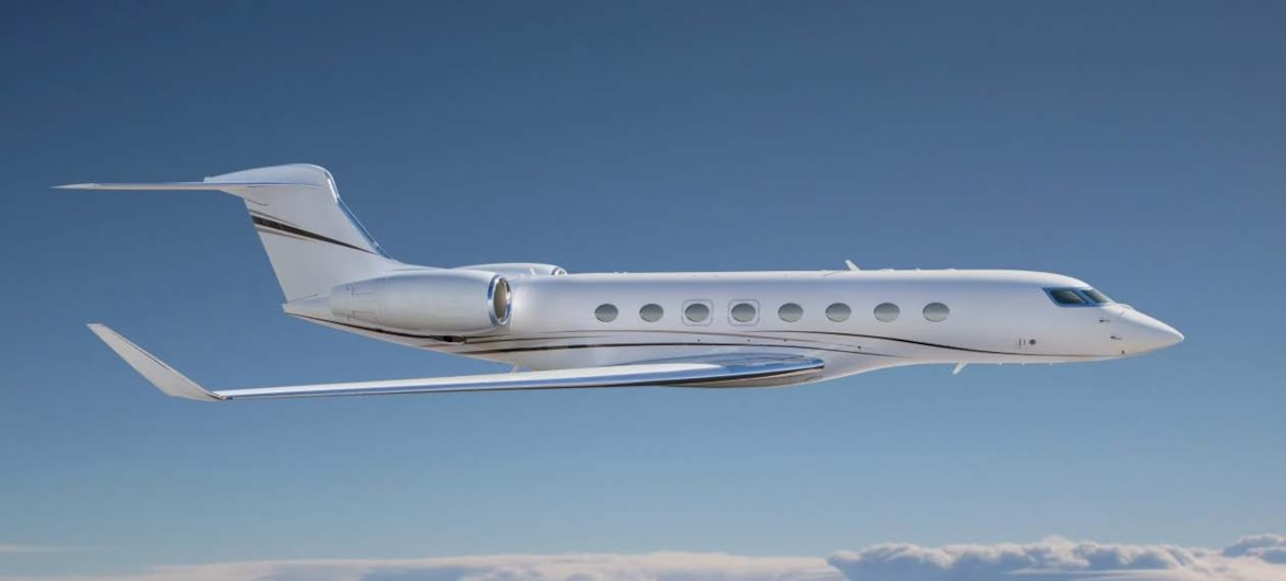 Private jets for sale charter: 2014 Gulfstream G650 long-range heavy jet