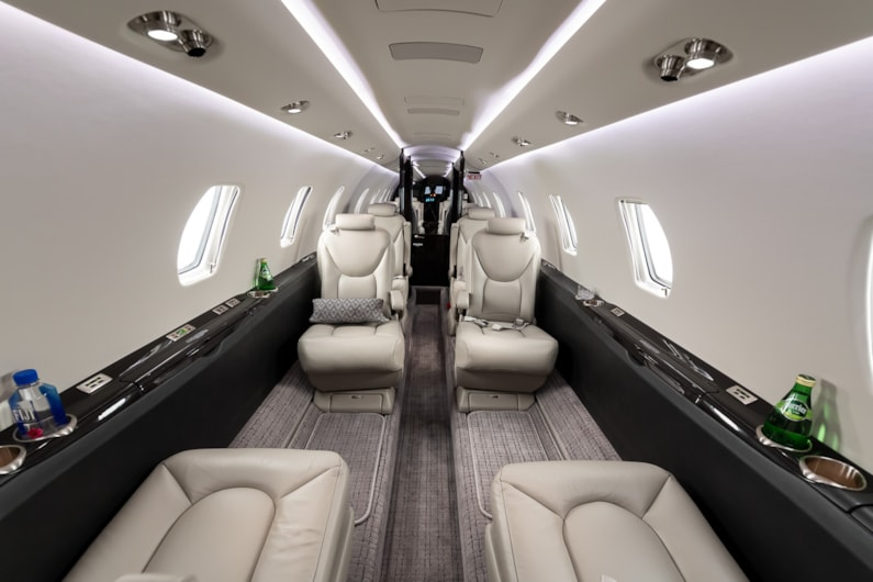 Private jet for sale charter: 2005 Cessna Citation XLS midsize jet