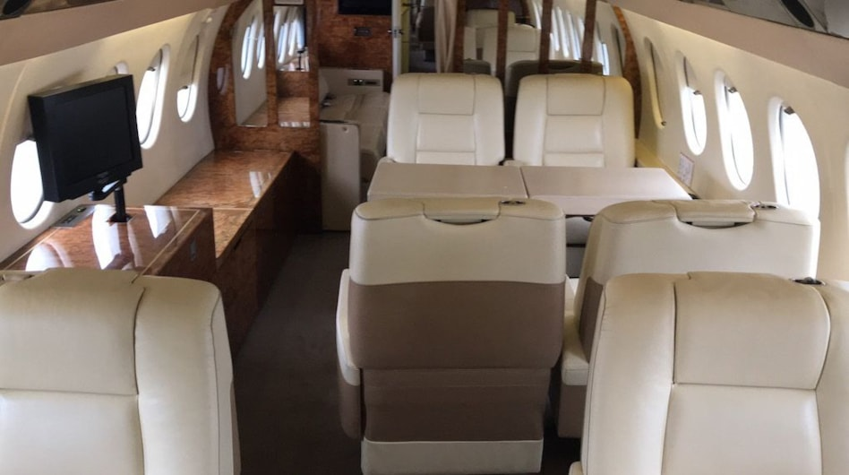 Private jet for sale charter: 1987 Falcon 900B heavy jet