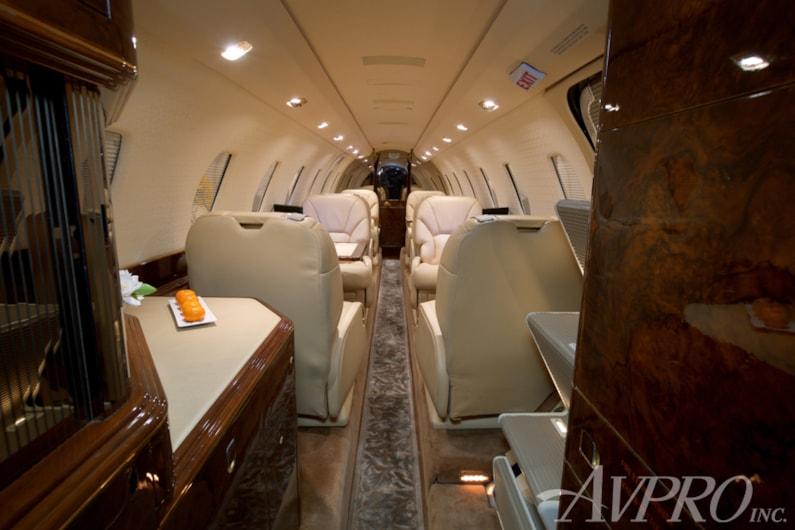 2001 Cessna Citation X super-midsize jet