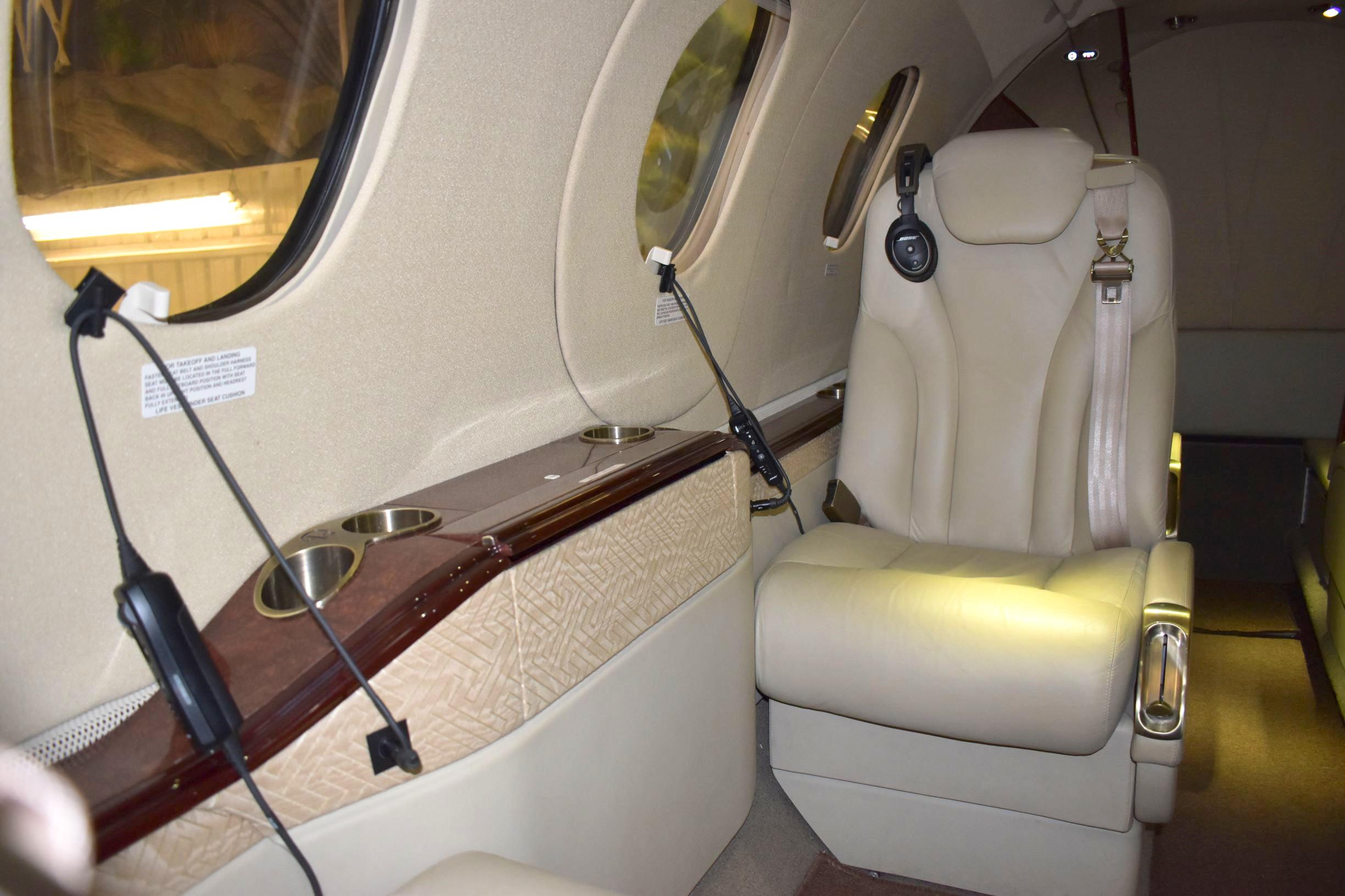 Premier 1A interior