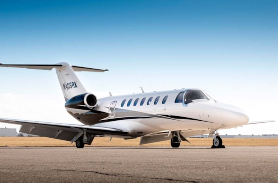 Aircraft Listing - Citation CJ3+ listed for sale
