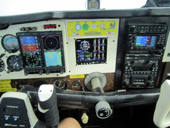 Aircraft Listing - Bonanza G33 listed for sale