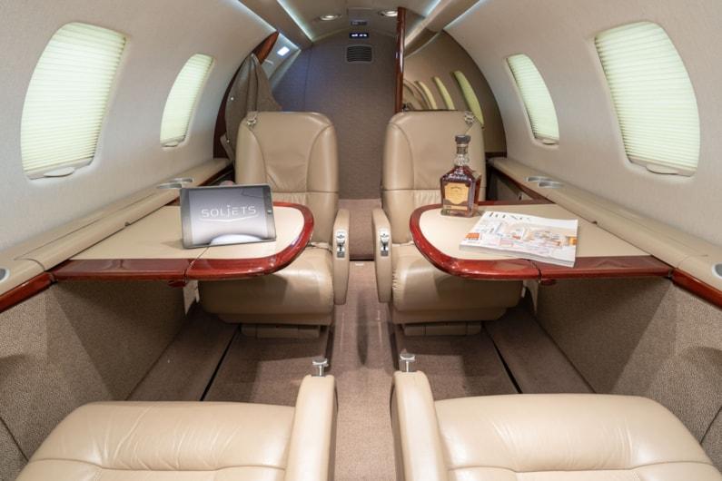 Private jet for sale charter: 2007 Citation CJ1+ light jet
