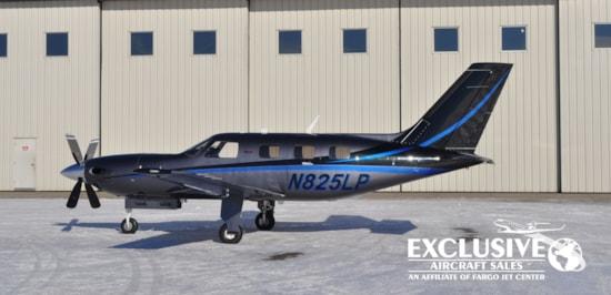 Aircraft Listing - Malibu Meridian PA46-500TP listed for sale