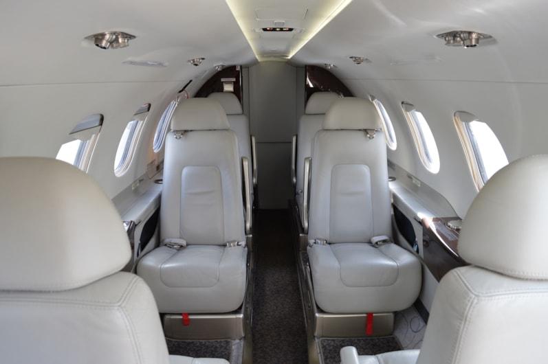Private jet for sale charter: 2014 Embraer Phenom 300 light jet