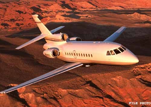 Falcon 900LX Wanted - exterior