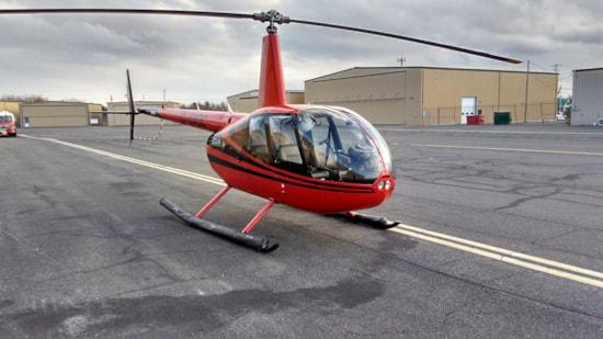 Aircraft Listing - Robinson R44 listed for sale