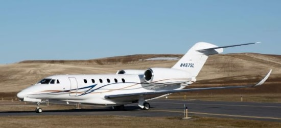 Aircraft Listing - Citation X+ listed for sale