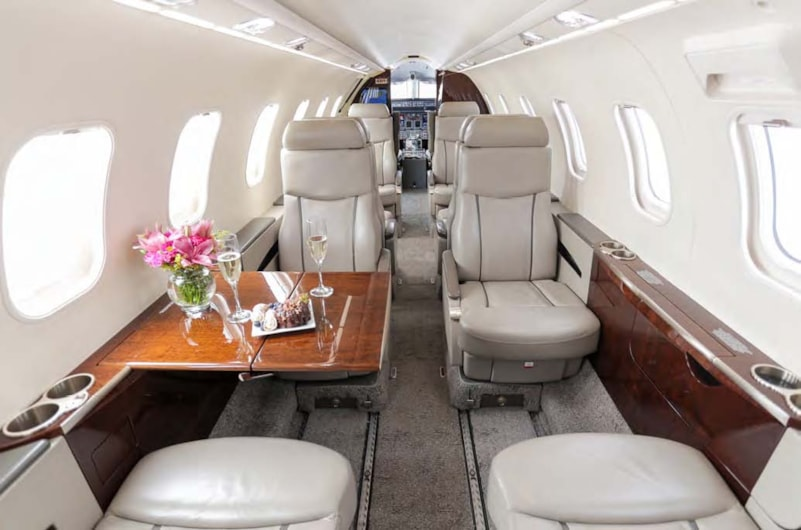Private jet for sale charter: 2009 Learjet 45XR light jet
