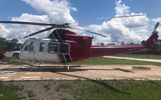 Aircraft Listing - Bell 412-EP listed for sale