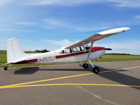 Aircraft Listing - Cessna 180 listed for sale
