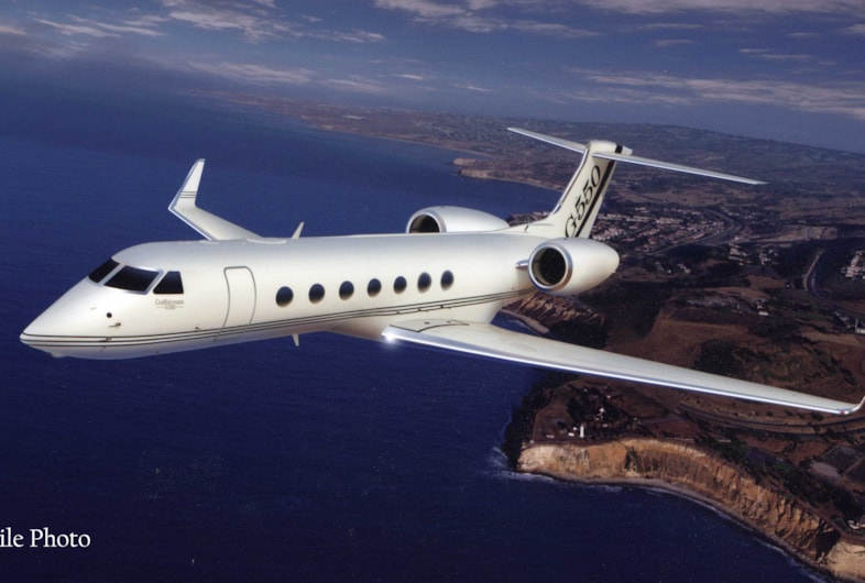 Gulfstream G550 - Wanted - exterior