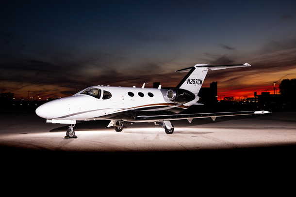 Private jet for sale charter: 2012 Cessna Citation Mustang very light jet
