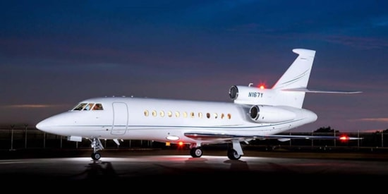 Aircraft Listing - Falcon 900EX EASy listed for sale