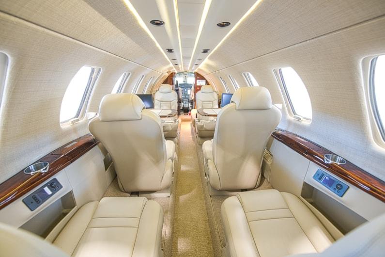 Private jet for sale charter: 2015 Cessna Citation CJ4 light jet