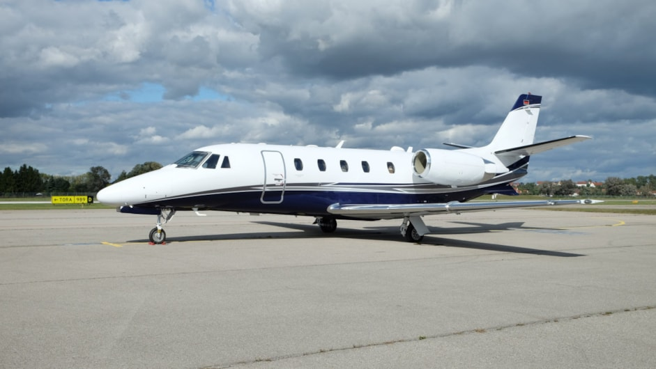 Private jet for sale charter: 2016 Cessna Citation XLS+ midsize jet