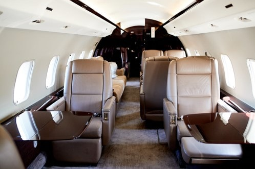 Private jet for sale charter: 2005 Bombardier Global Express heavy jet