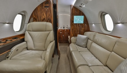 Private jet for sale charter: 2005 Hawker 800XPi midsize jet