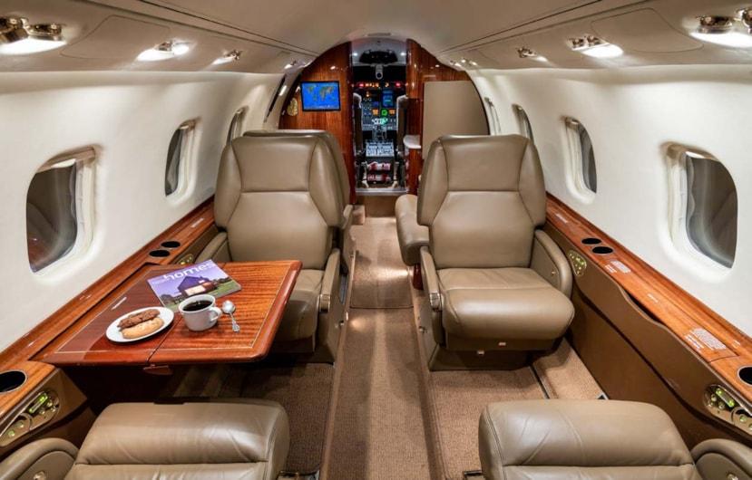 Private jet for sale charter: 2005 Learjet 60SE midsize jet