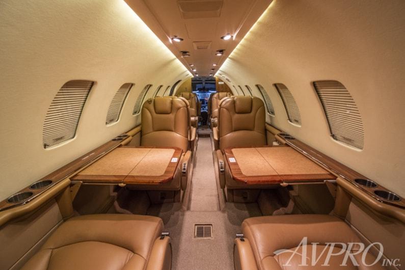 Private jet for sale charter: 1999 Citation Ultra light jet