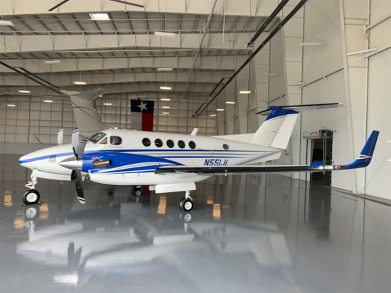Aircraft Listing - King Air 200 listed for sale