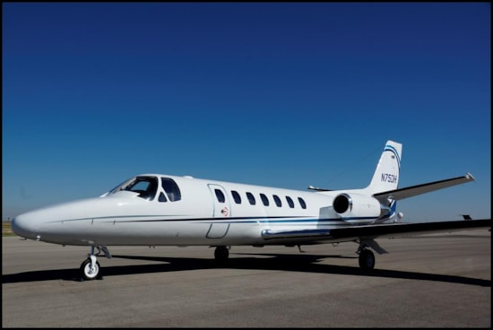 Aircraft Listing - Citation V listed for sale