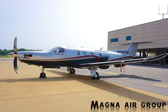 Aircraft Listing - Pilatus PC-12-47 listed for sale