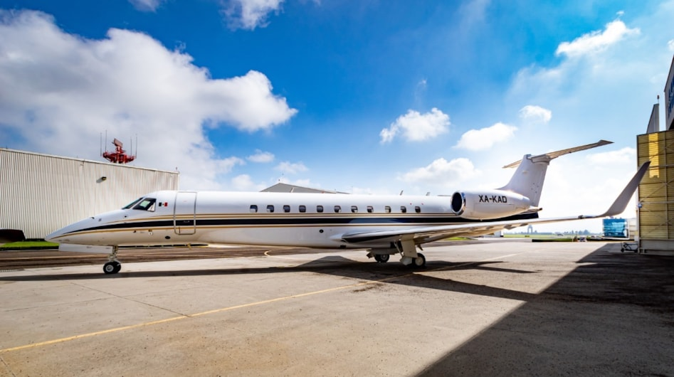 Private jet for sale charter: 2008 Embraer Legacy 600 heavy jet