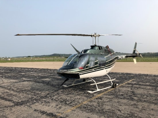Aircraft Listing - Bell 206BIII listed for sale