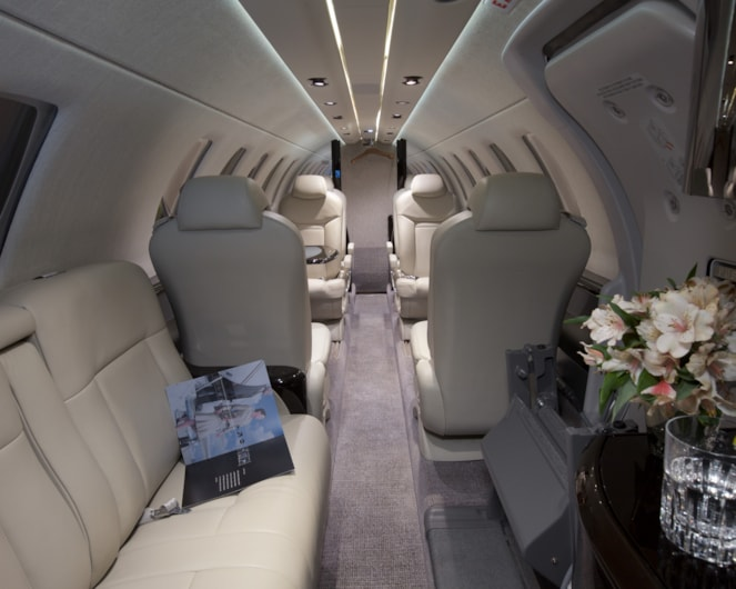 Private jet for sale charter: 2019 Citation CJ4 light jet