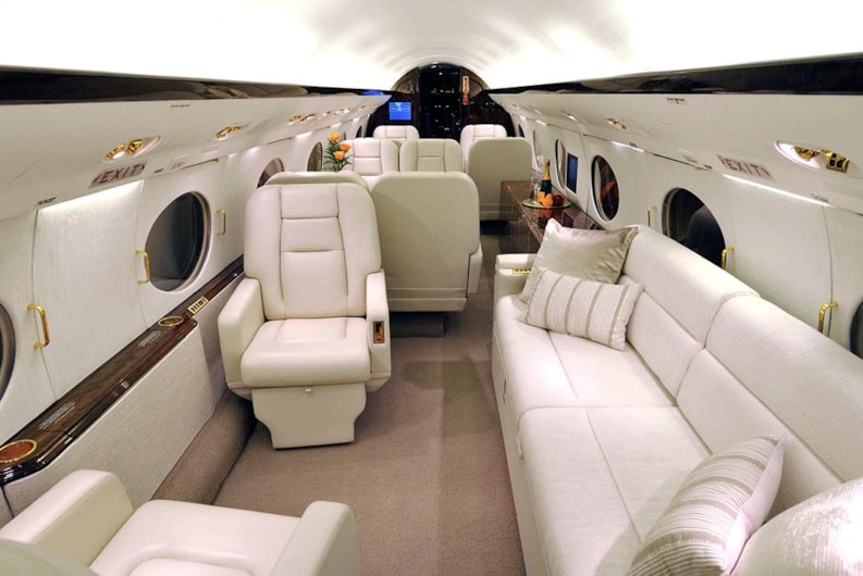 Private jet for sale charter: 1997 Gulfstream IVSP heavy jet