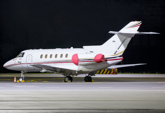 Aircraft Listing - Hawker 750 listed for sale