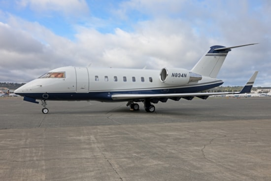 Aircraft Listing - Challenger 650 listed for sale